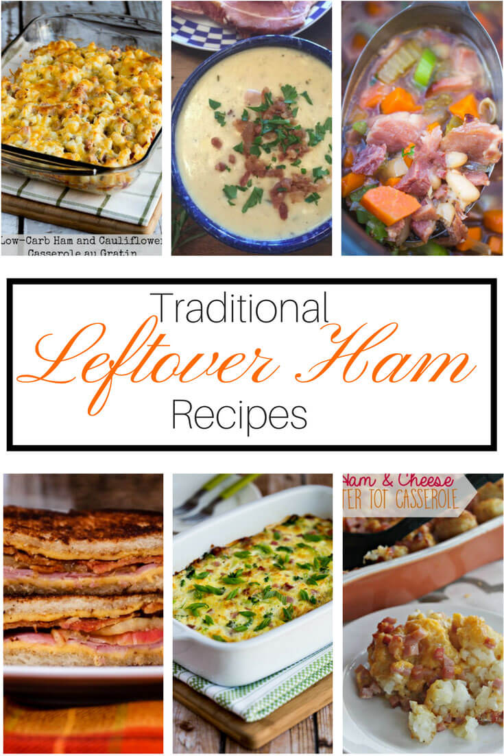 15 Leftover Ham Recipes All The Family Will Love